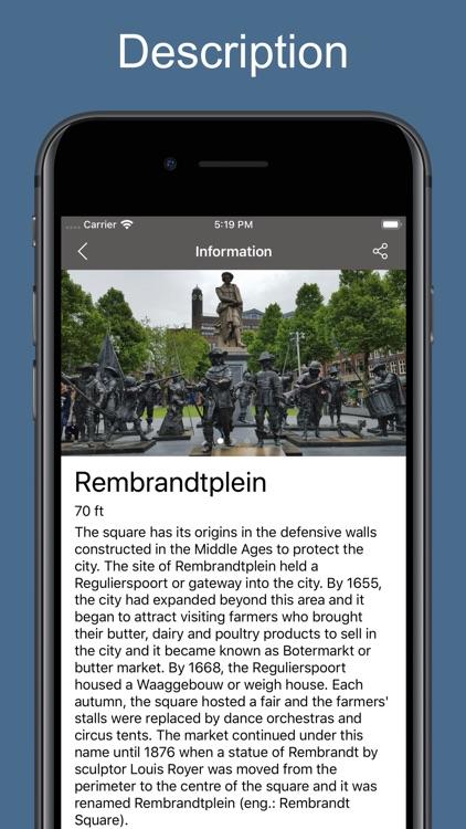 Netherlands 2020 — offline map screenshot-3