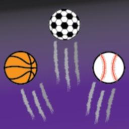 Balls Up - Sports Ball Juggle