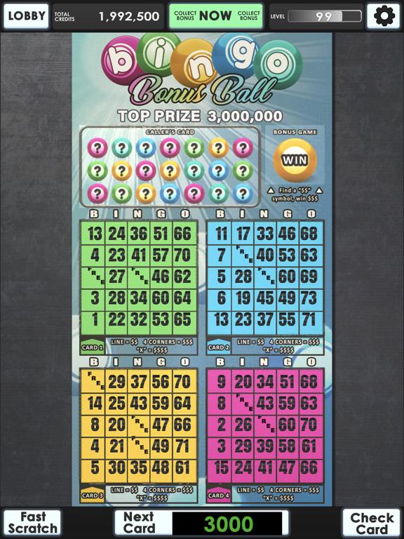 Lucky Lottery Scratchers screenshot 4