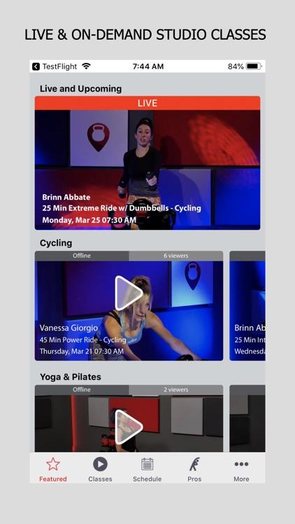 Fitscope - Virtual Gym screenshot-0