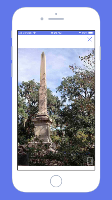 Bonaventure Cemetery Tour Screenshot
