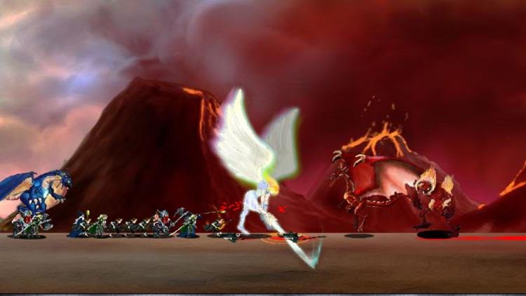 Epic War: Tower Defense screenshot-3