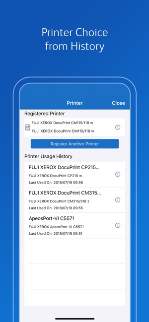 Fuji Xerox Print Utility on the App Store
