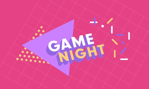 Game Night - multiplayer party icon