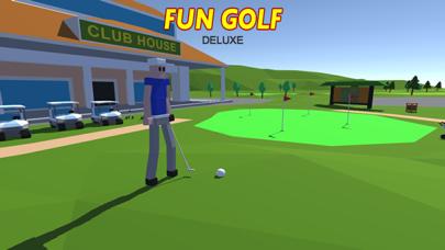 Fun Golf DeluxeСкриншоты 1