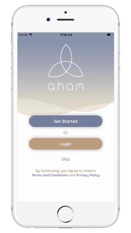 Aham - Breathe and Meditation
