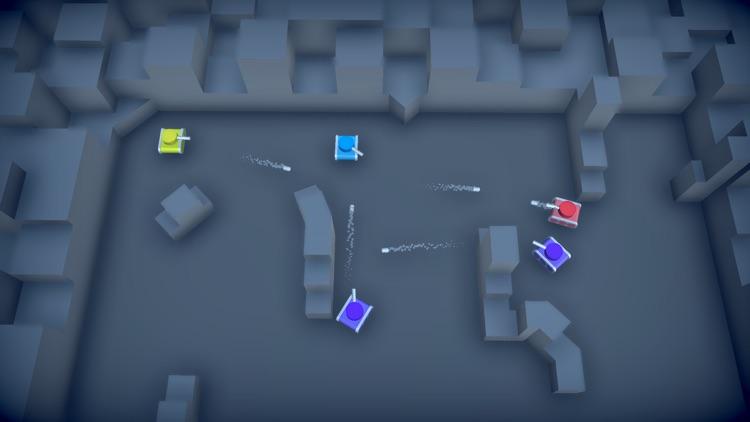 Tiny Tanks! screenshot-0