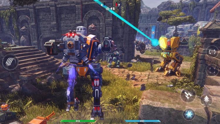 Titan Glory screenshot-5