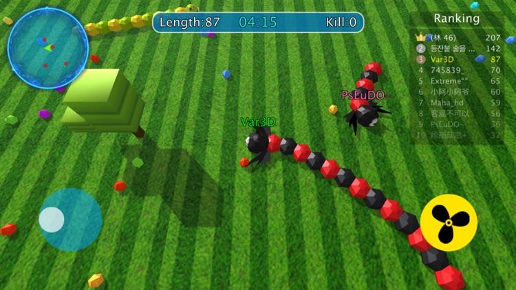 King Greedy Snake screenshot-6
