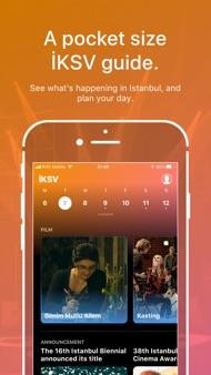 İKSV Mobil iphone resimleri