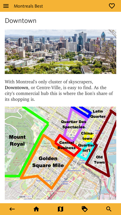 Montreal's Best: Travel Guide screenshot 5