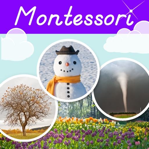 Montessori Seasons & Weather icon