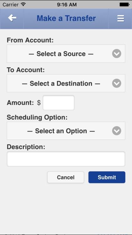 Essex Savings Mobile Banking screenshot-3