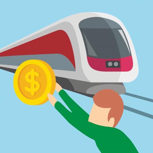 TrainRailMaze icon