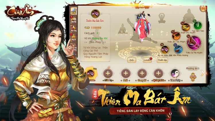 Cửu Âm – Thiên Ma Xuất Thế screenshot-0