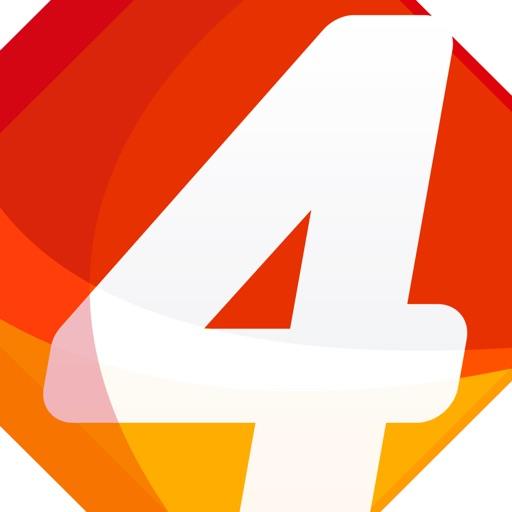 Canal 4 by TELEVISORA DE OCCIDENTE, S A DE C V