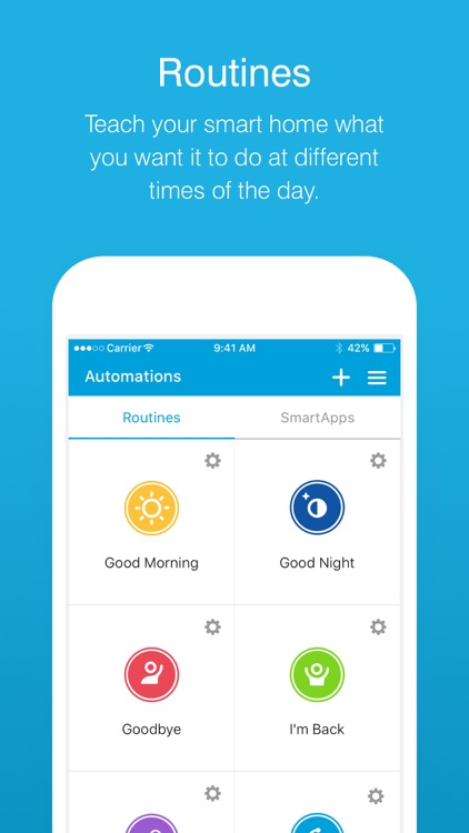 SmartThings Classic