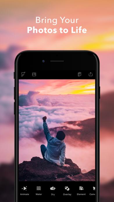 Enlight Pixaloop - Move Photos Screenshots