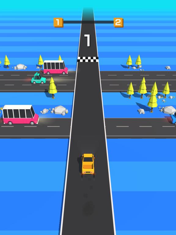 Traffic Run!のおすすめ画像1
