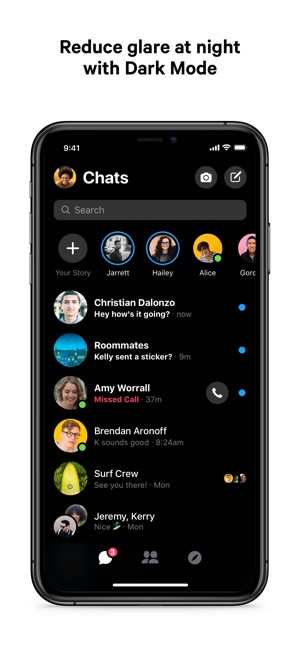 facebook messenger for mac os x free download