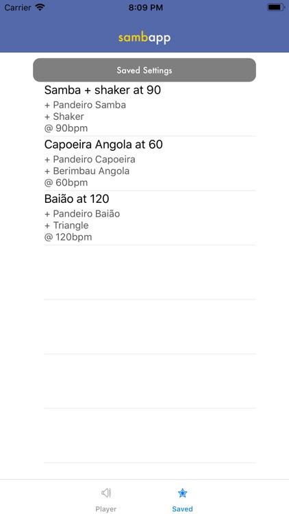 SambApp screenshot-3