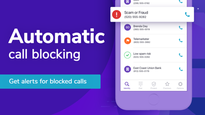 Hiya: Spam Phone Call Blocker Screenshot