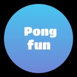 Pong fun - Classic arcade game
