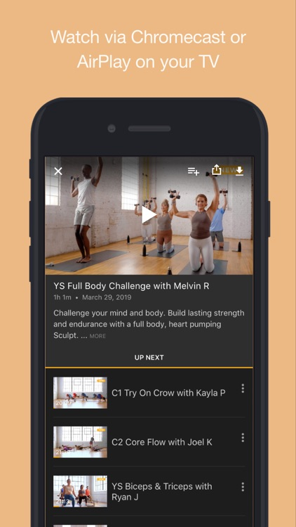 CorePower Yoga On Demand screenshot-4