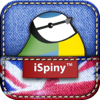 Spiny Software Ltd - Birds of Britain Pocket Guide アートワーク