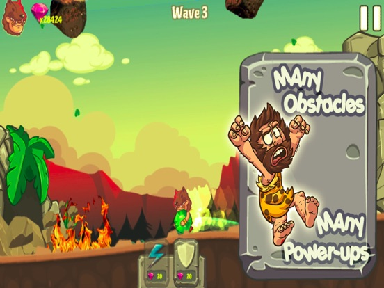 Caveman Catcher Adventures-ipad-4