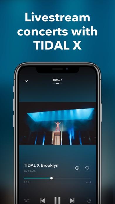 TIDAL Music - Streaming app image