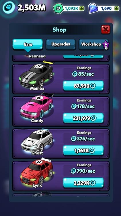 Merge Neon Car screenshot-3
