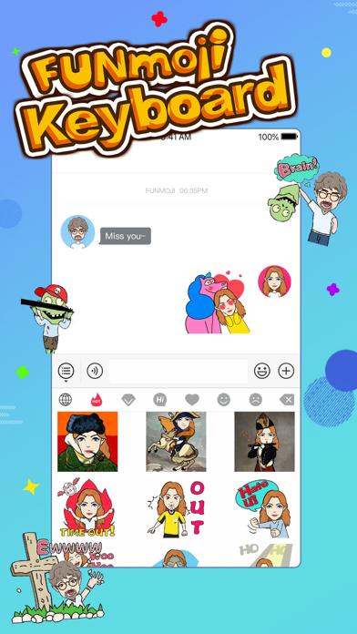 download FUNmoji - Customized Avatar! apps 3