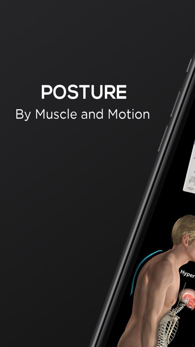 Posture by Muscle & Motionのおすすめ画像1