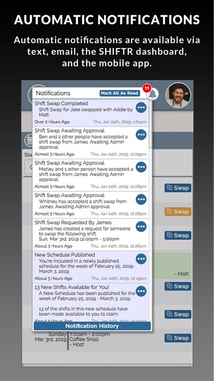 SHIFTR Employee Scheduling screenshot-7