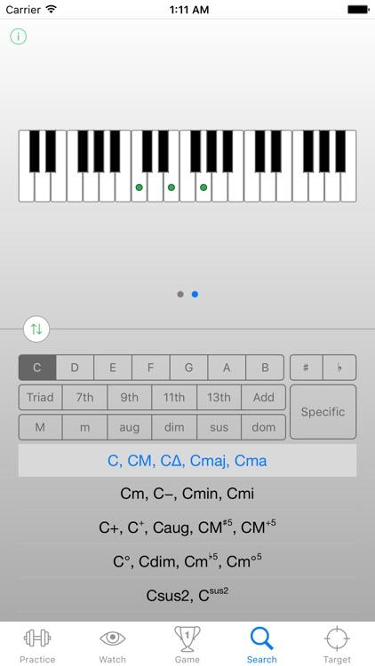 Chords Trainer screenshot-3
