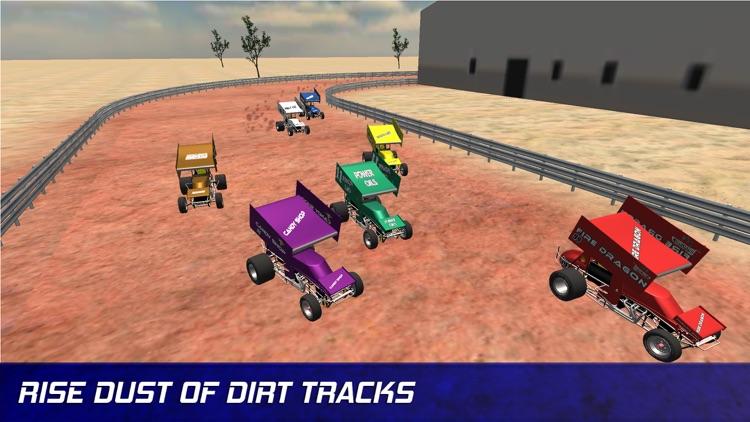 Outlaws Racing - Sprint Cars screenshot-4