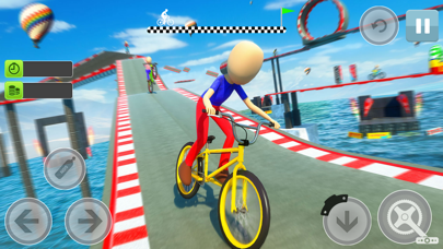 Freestyle DMBX Race screenshot 1