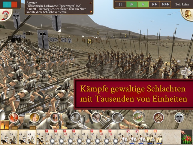 643x0w Im Winter soll Rome: Total War für Android erscheinen Apple iOS Games Google Android Software