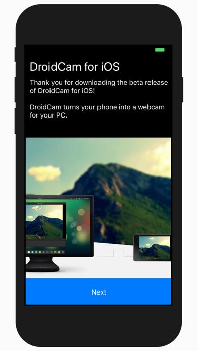 DroidCam Wireless Webcamのおすすめ画像1