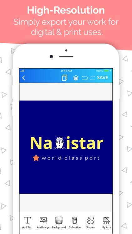 Logo Maker - Icon Creator screenshot-8