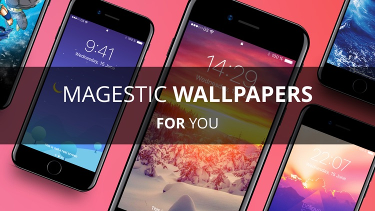 Live Wallpapers and Background screenshot-8