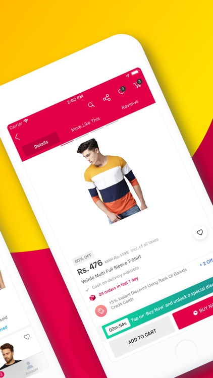 Snapdeal: Online Shopping App screenshot-2