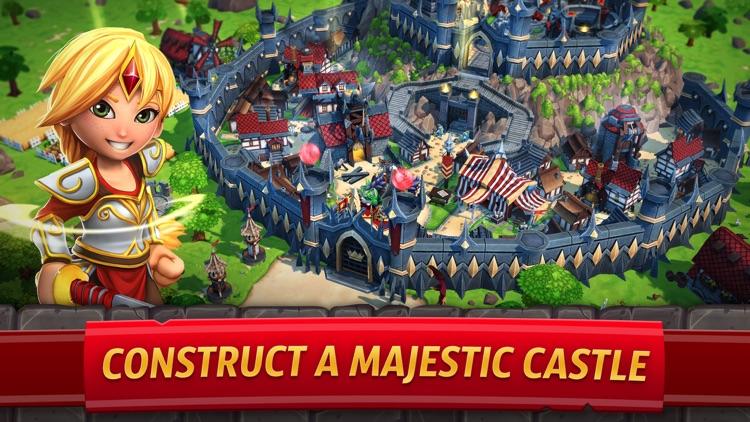 Royal Revolt 2: Tower Defense screenshot-4