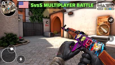 Counter Attack Multiplayer FPSのおすすめ画像2