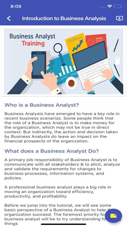 Business Analyst Starter Kit screenshot-5