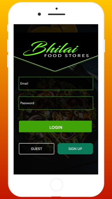 Bhilai Food Stores screenshot #2