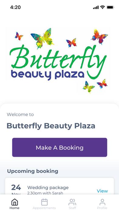 Butterfly Beauty Plaza