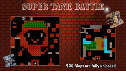 Screenshot #1 pour Super Tank Battle R - Type X