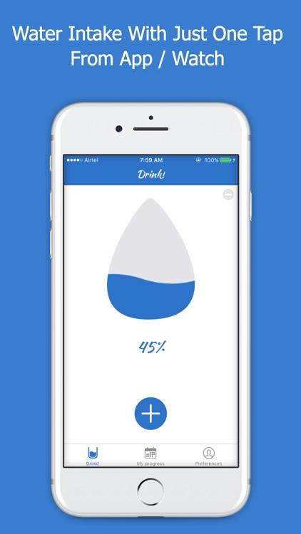 Water Drinking Reminder Pro